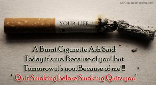 Cool Quotes About Smoking