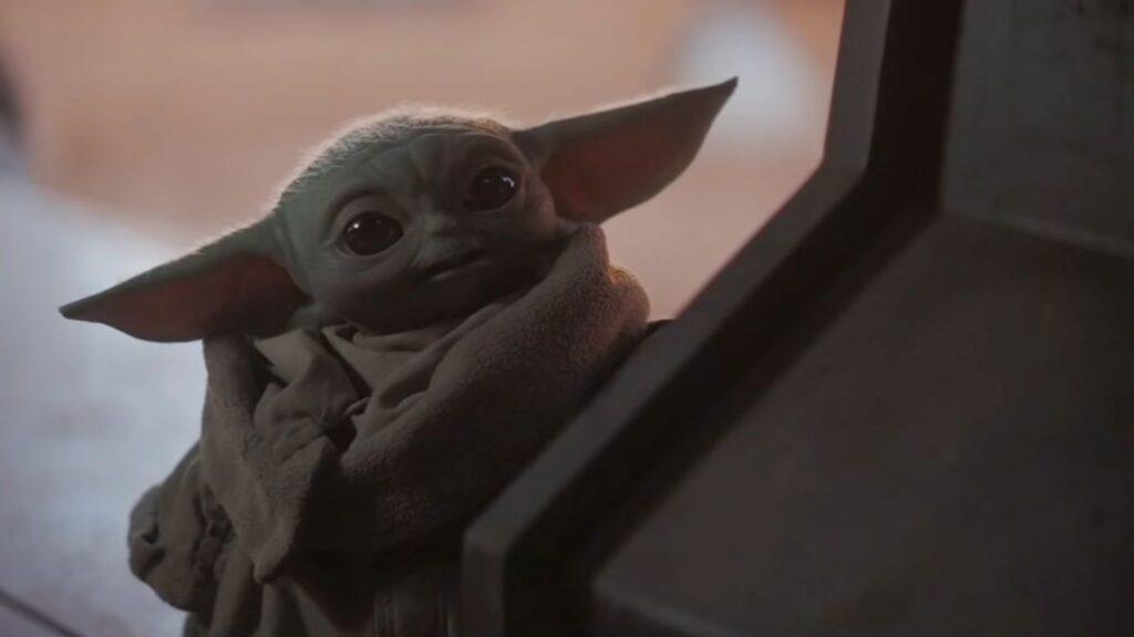 Mando And Baby Yoda Wallpaper