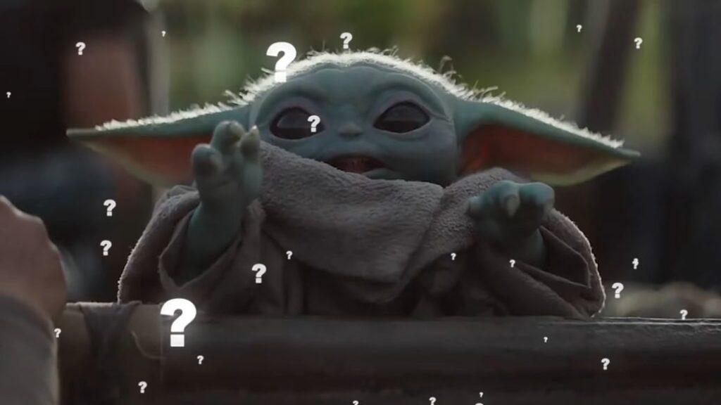 Baby Yoda Wallpaper Hd