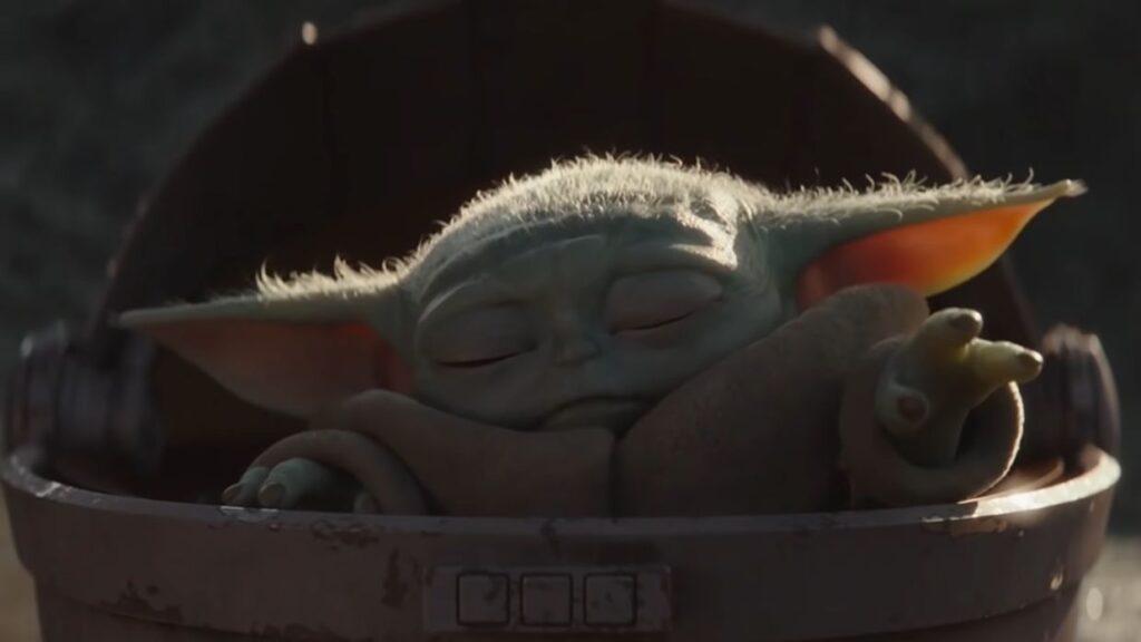 Baby Yoda Wallpaper Aesthetic