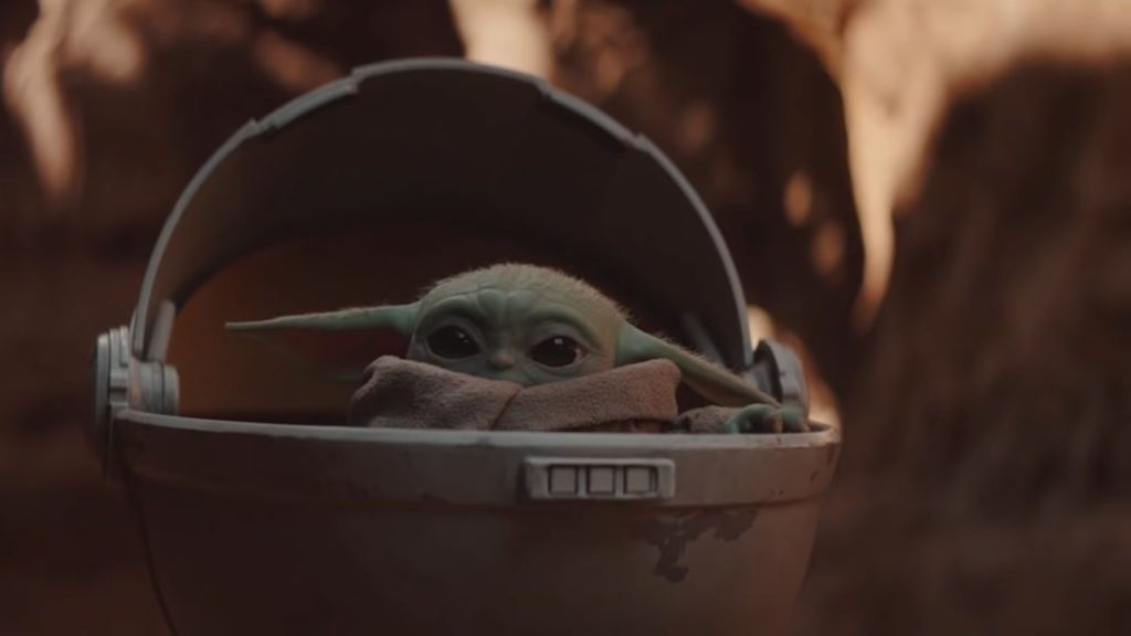 Baby Yoda Wallpaper 1366x768