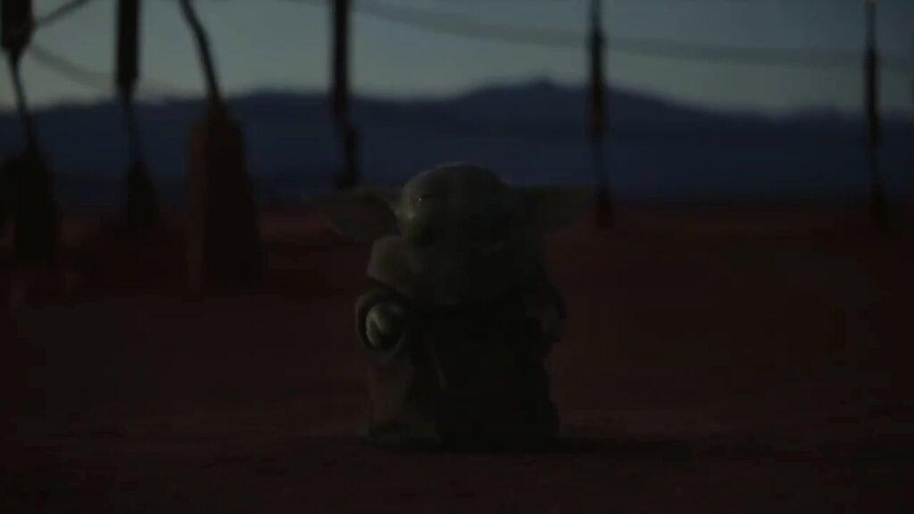 Baby Yoda Wallpaper Gif