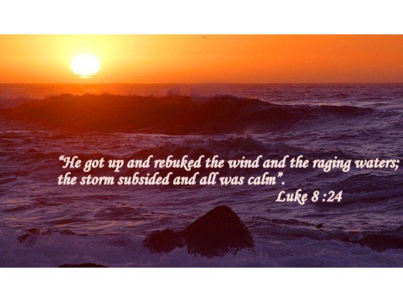 Random Bible Verse With Image